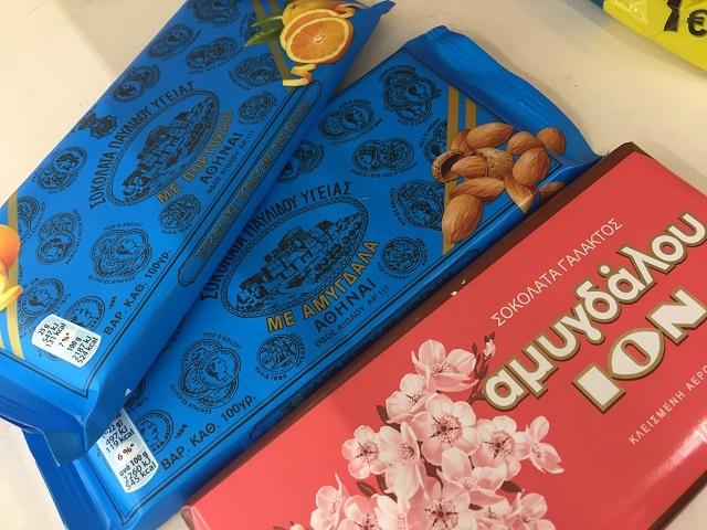 アテネのスーパーで食品買出し&蠅帳ゲット!_a0123372_00521327.jpg