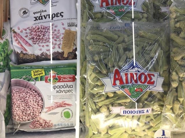 アテネのスーパーで食品買出し&蠅帳ゲット!_a0123372_01021617.jpg