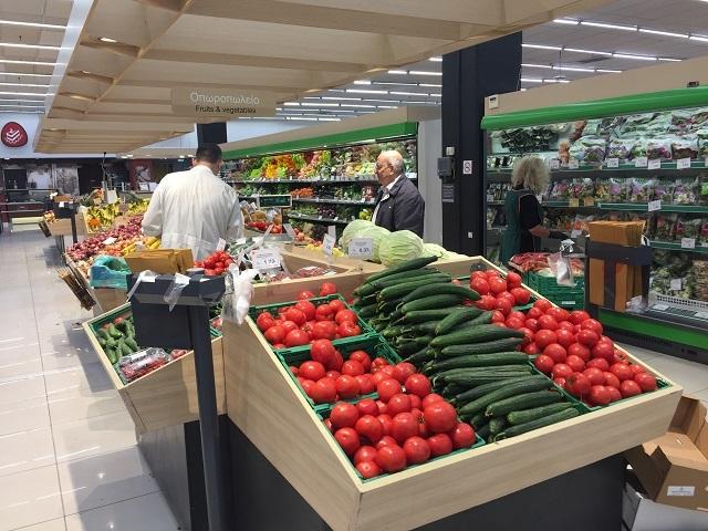 アテネのスーパーで食品買出し&蠅帳ゲット!_a0123372_01033965.jpg