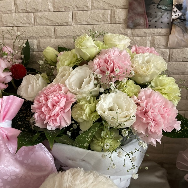 カリグラフィー教室のこと。ブログのこと。そしてお花を☆_b0165872_14424954.jpeg