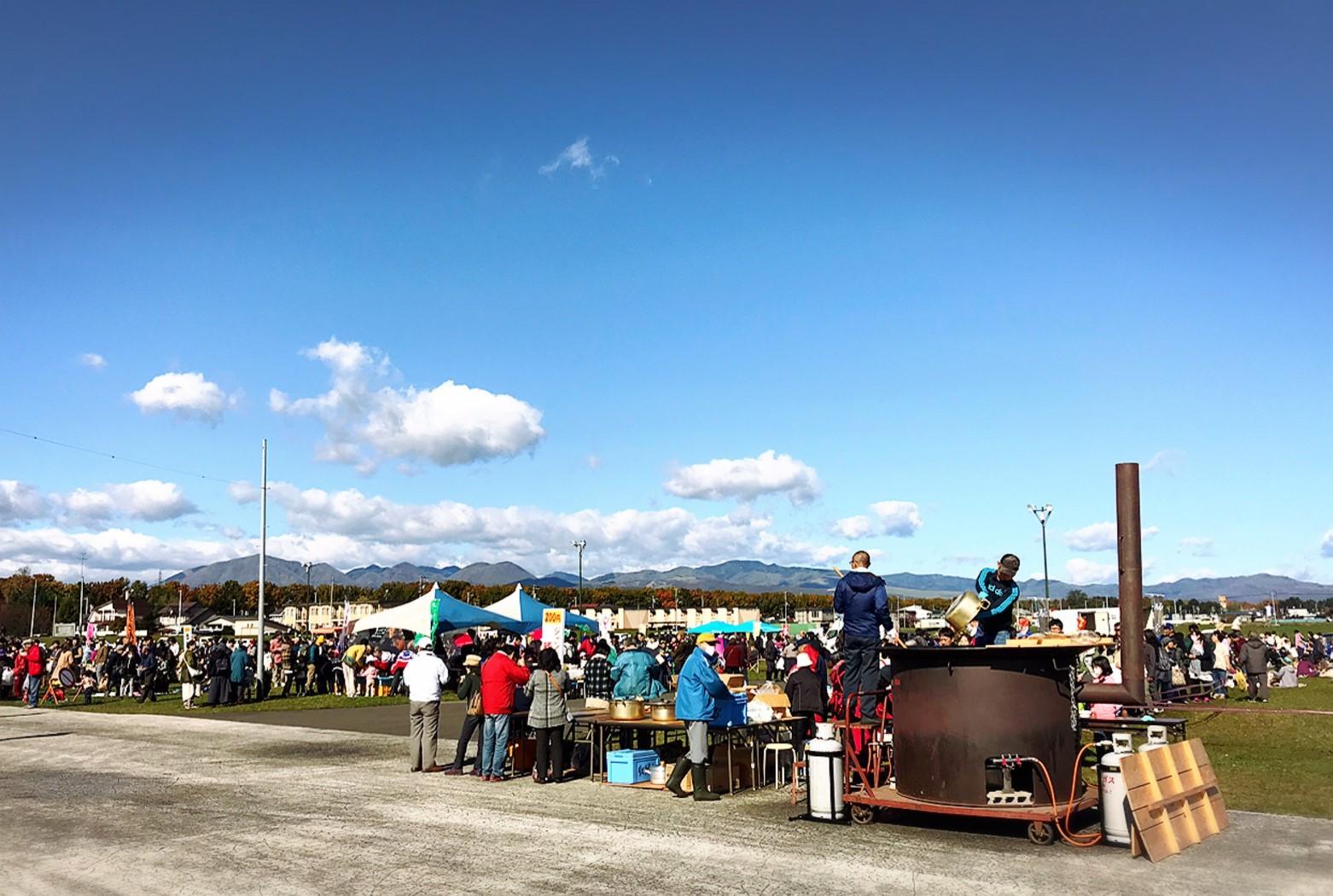 第20回 しほろ収穫祭/士幌町_c0378174_08462146.jpg