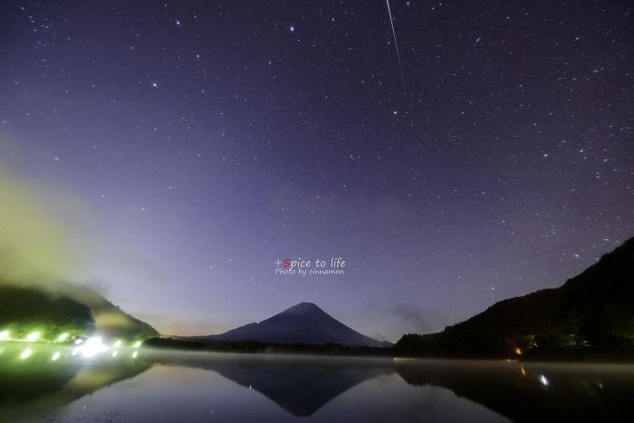 精進湖の星空☆_f0326278_23273500.jpg
