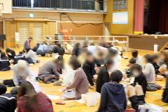 児島小学校6年生親子活動♪_c0153884_16235154.jpg
