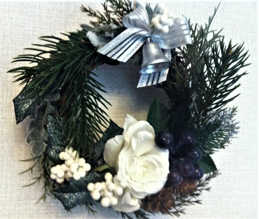 クリスマスリース_b0206085_13421006.jpg