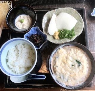 箱根神社から湯葉丼「直吉」へ。_c0031486_15132569.jpg