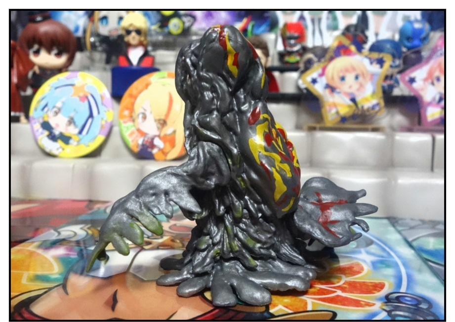 レア怪獣登場!? ~HG D+ゴジラ02~_f0205396_09492313.jpg
