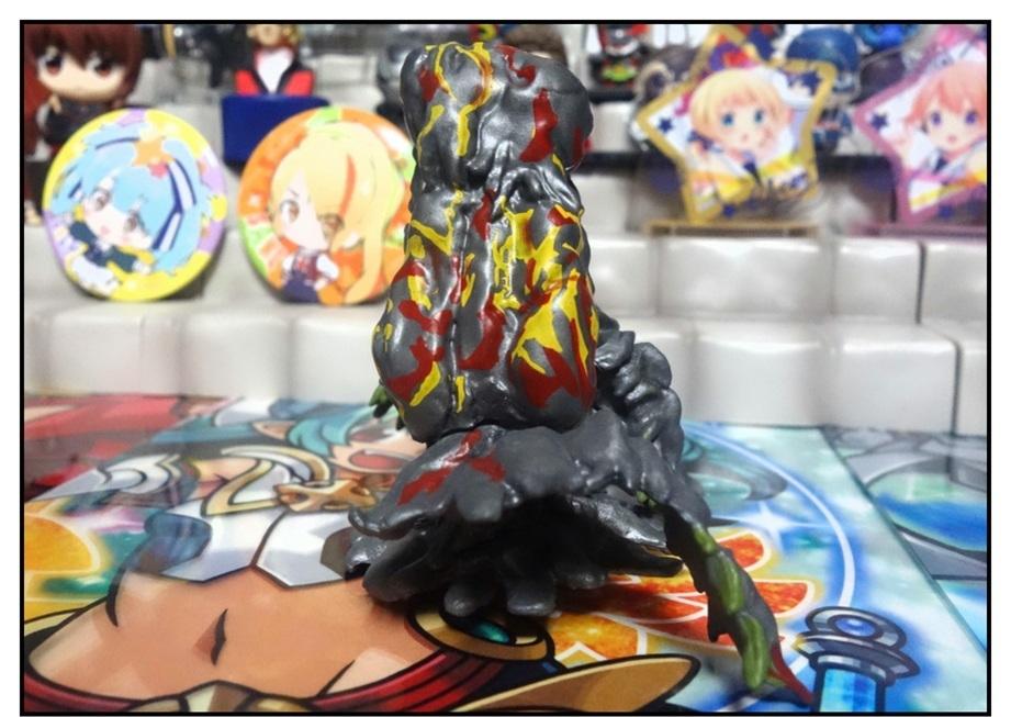 レア怪獣登場!? ~HG D+ゴジラ02~_f0205396_09492937.jpg