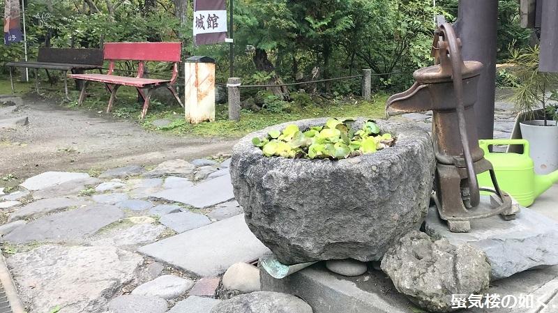 初秋の小諸「あの夏で待ってる」の舞台へ その03 懐古園そして西浦ダムは(R011021探訪)_e0304702_07502183.jpg
