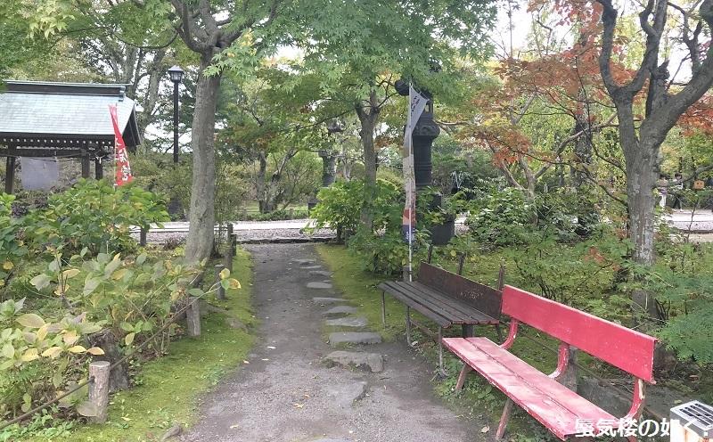 初秋の小諸「あの夏で待ってる」の舞台へ その03 懐古園そして西浦ダムは(R011021探訪)_e0304702_07543341.jpg