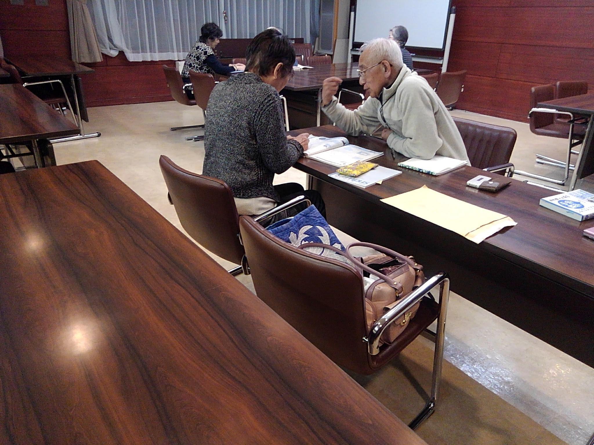 2019年11月19日(火) 学習会_f0202120_21035762.jpg