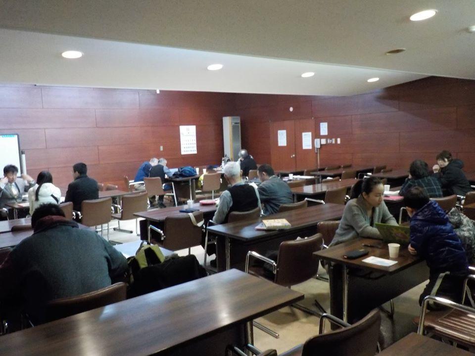 2019年11月19日(火) 学習会_f0202120_21050699.jpg
