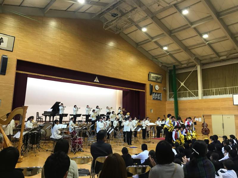 福山市立城東中学校PTCコンサート♪_d0016622_19243677.jpg
