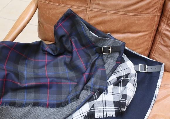 2019年オニールオブダブリン2個ベルトキルトスカートです。_c0227633_22420880.jpg