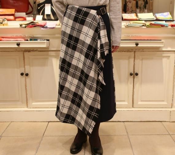 2019年オニールオブダブリン2個ベルトキルトスカートです。_c0227633_22424070.jpg
