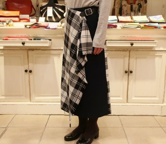2019年オニールオブダブリン2個ベルトキルトスカートです。_c0227633_22425340.jpg