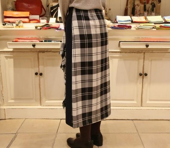 2019年オニールオブダブリン2個ベルトキルトスカートです。_c0227633_22432664.jpg