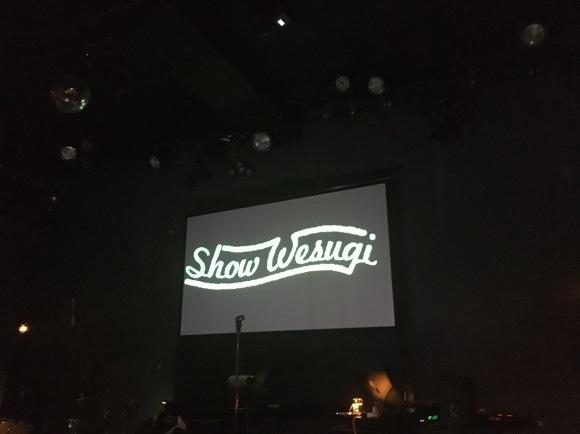 2019年11月17日(日)「SHOW WESUGI MIXTURE TOUR 2019 防空壕 」in 仙台_d0335541_18333156.jpeg