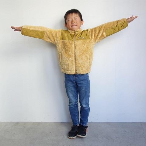 Champion kids :  FLEECE Jacket_a0234452_15122752.jpg