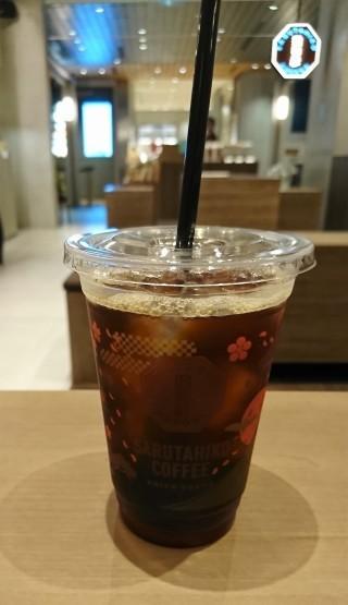 猿田彦珈琲で、食後のコーヒーを@コレド室町テラス_f0337357_21260840.jpg