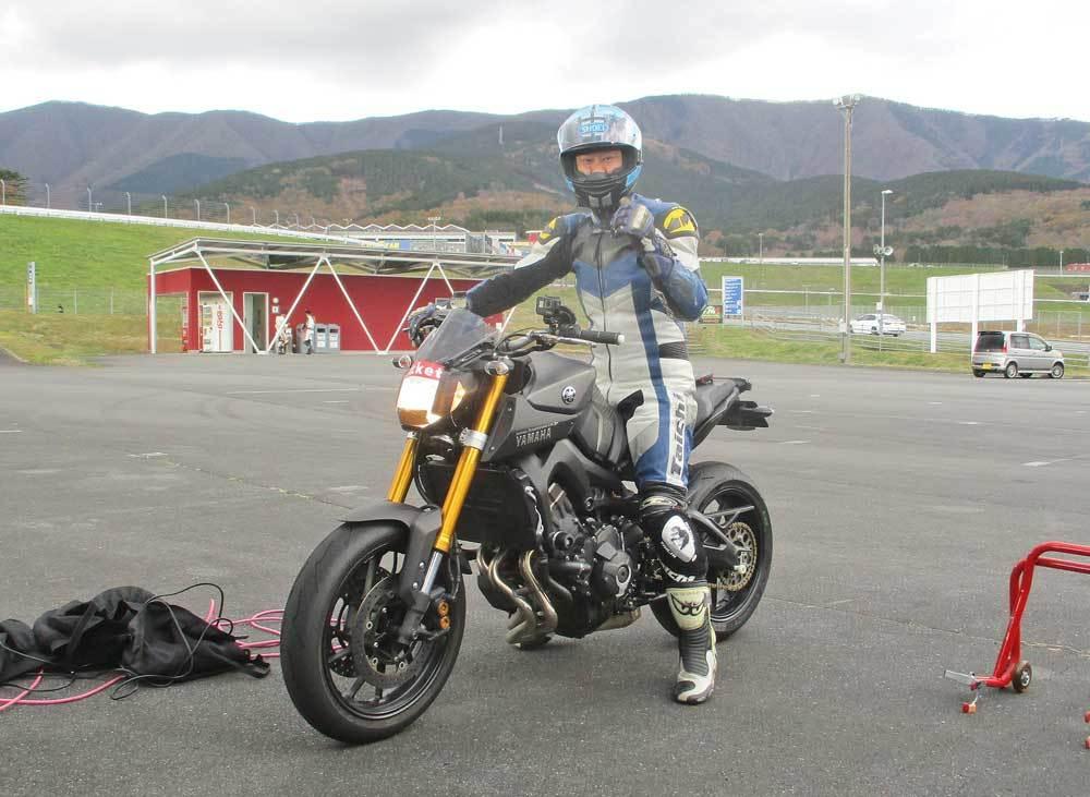 富士カートでGSX-R1000&K5サン号 MT-09と修業Day!!!(^O^)/ (動画あり)_c0086965_23162311.jpg