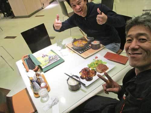 富士カートでGSX-R1000&K5サン号 MT-09と修業Day!!!(^O^)/ (動画あり)_c0086965_23195160.jpg