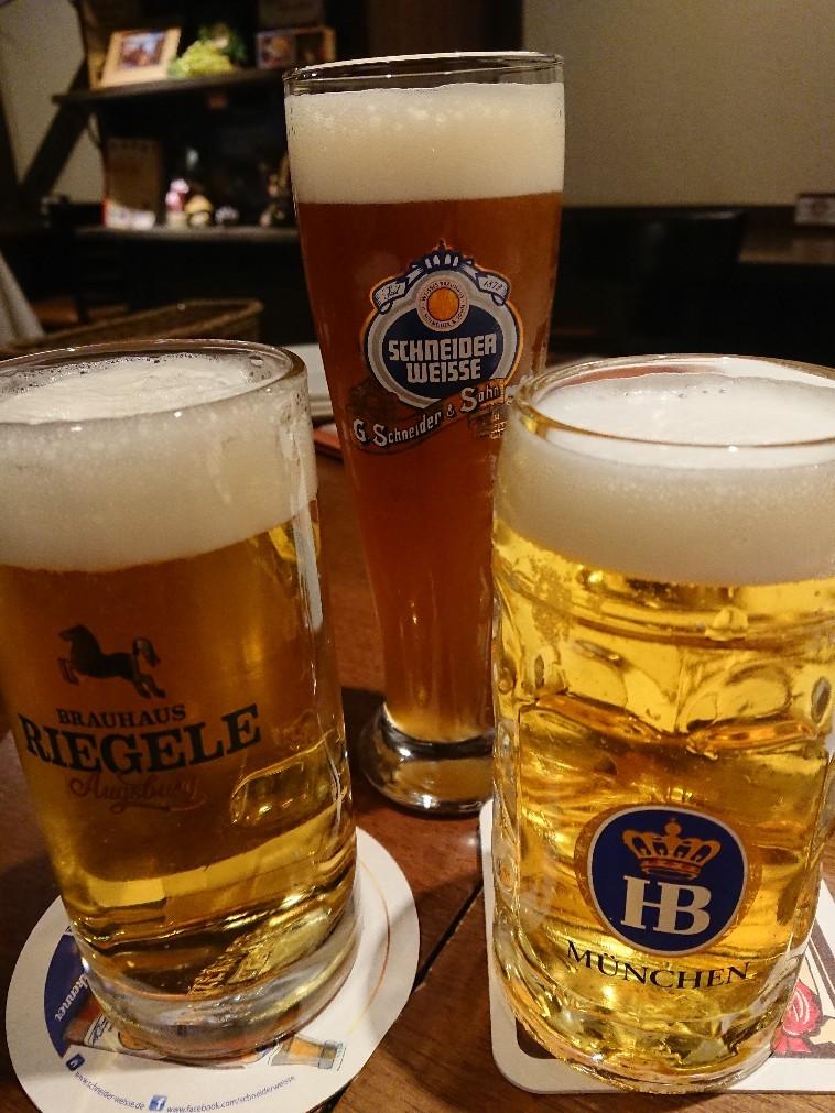 経堂ならイタリアでしょ、、、でも今宵はドイツなの。  @IngoBingo_e0212073_14102363.jpg