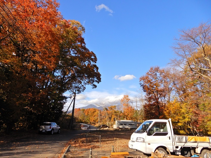 長坂町S石さん邸の現場より 2_a0211886_23410922.jpg