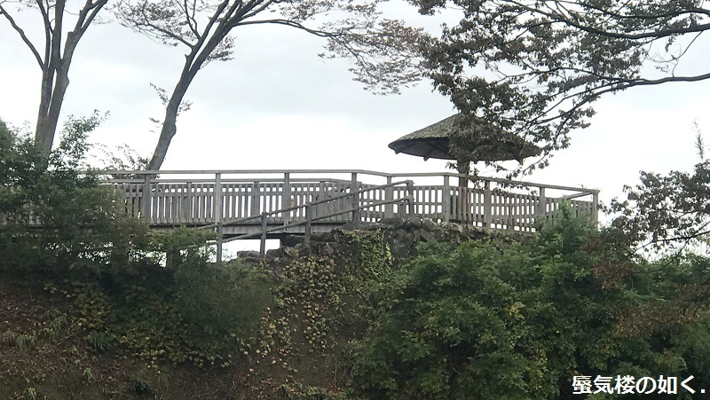 初秋の小諸「あの夏で待ってる」の舞台へ その03 懐古園そして西浦ダムは(R011021探訪)_e0304702_19135289.jpg