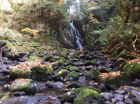 秋のトレッキング   大滝_e0115904_13140123.jpg