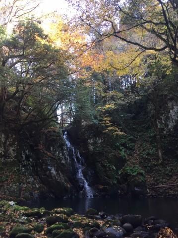 秋のトレッキング   大滝_e0115904_13154834.jpg