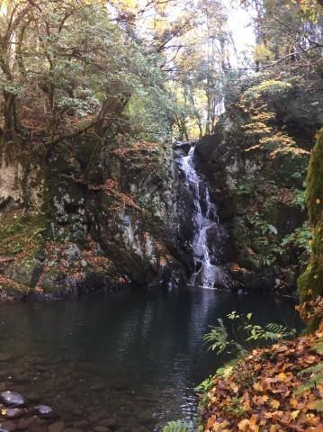 秋のトレッキング   大滝_e0115904_13174766.jpg