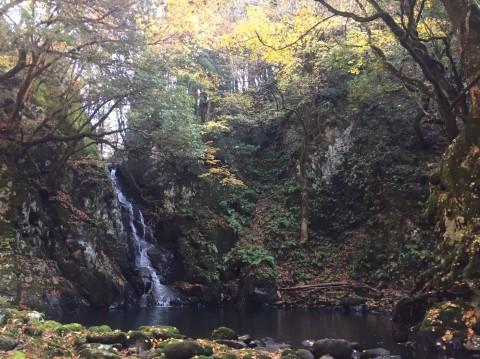 秋のトレッキング   大滝_e0115904_13174849.jpg