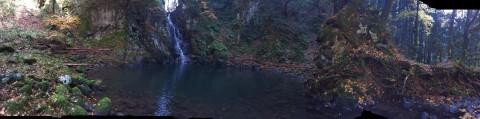 秋のトレッキング   大滝_e0115904_13273569.jpg