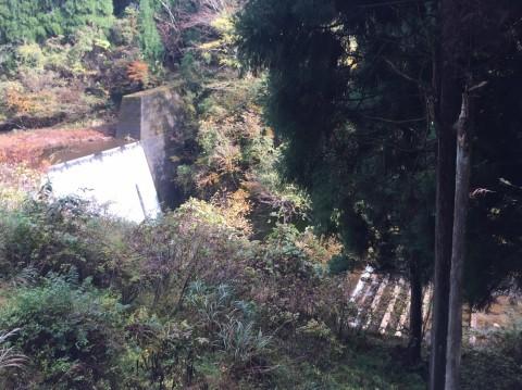 秋のトレッキング   大鹿滝_e0115904_15241175.jpg