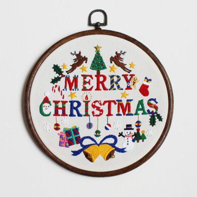 クリスマスキット刺繍の会(キットを使ったws)_f0327104_23364761.jpg