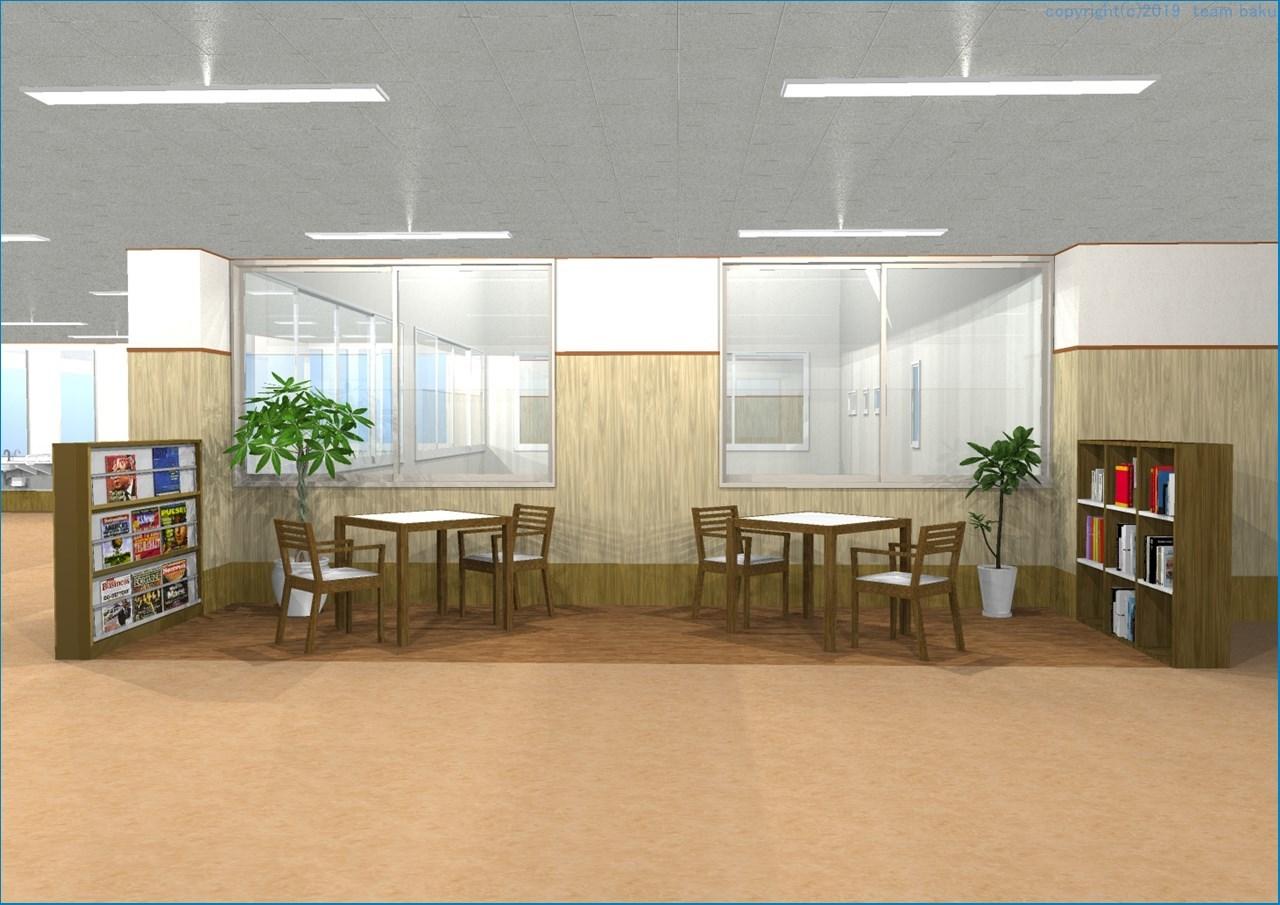 N病院グループ N病院東館 介護医療院転換改修工事 2_c0376508_08523219.jpg