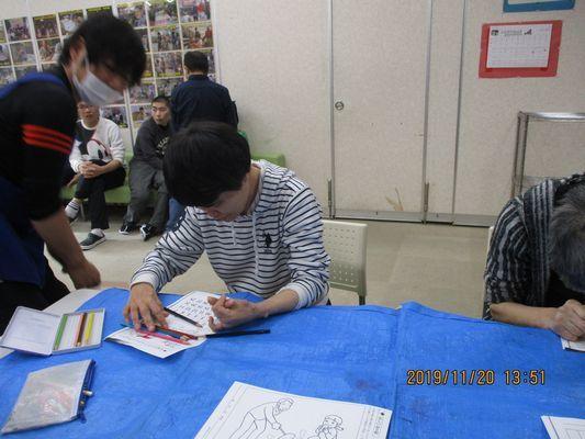 11/20 創作活動_a0154110_09341472.jpg