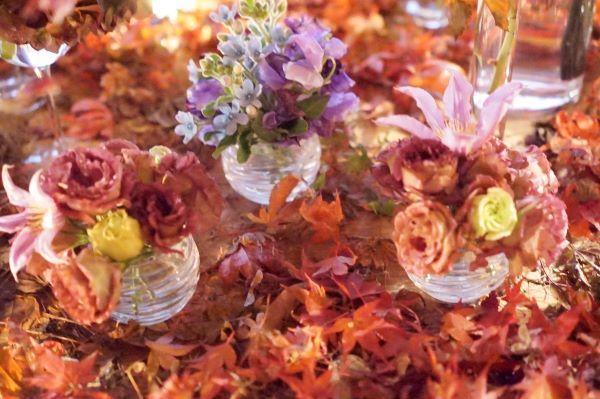 紅葉萌ゆ、そして静寂、侘び寂びへ。「金澤・花の茶屋」_b0151911_23414036.jpg