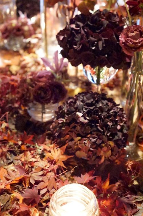 紅葉萌ゆ、そして静寂、侘び寂びへ。「金澤・花の茶屋」_b0151911_23421735.jpg