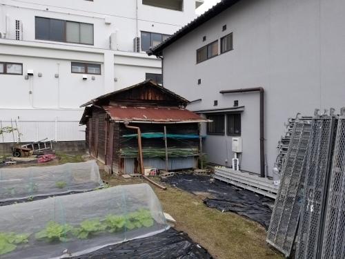 南区・K様邸 納屋改修工事_d0125228_02113915.jpg