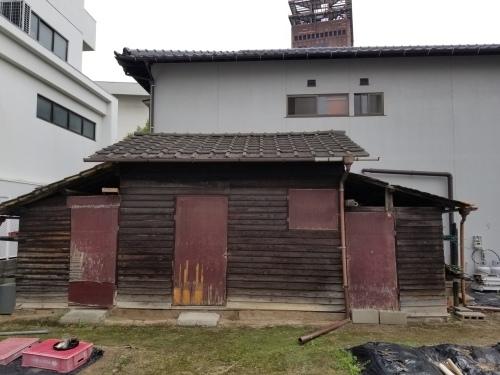 南区・K様邸 納屋改修工事_d0125228_02115117.jpg