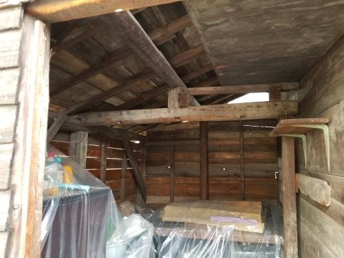 南区・K様邸 納屋改修工事_d0125228_02120352.jpg