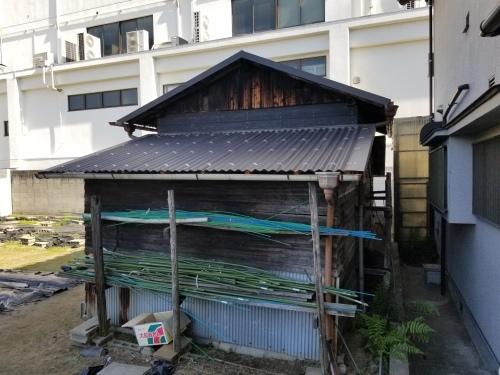 南区・K様邸 納屋改修工事_d0125228_02132290.jpg