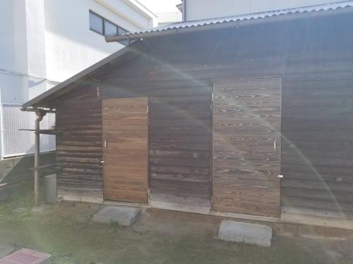 南区・K様邸 納屋改修工事_d0125228_02234147.jpg