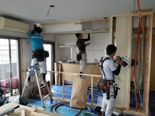 廿日市市・Y様邸 マンション改修工事_d0125228_02511945.jpg