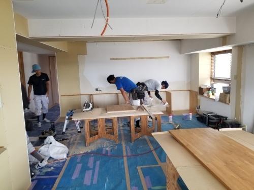 廿日市市・Y様邸 マンション改修工事_d0125228_02523112.jpg