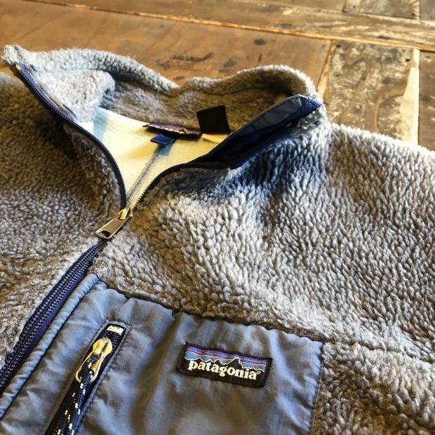 99年製 Patagonia レトロX ジャケット made in USA_c0355834_19062293.jpg