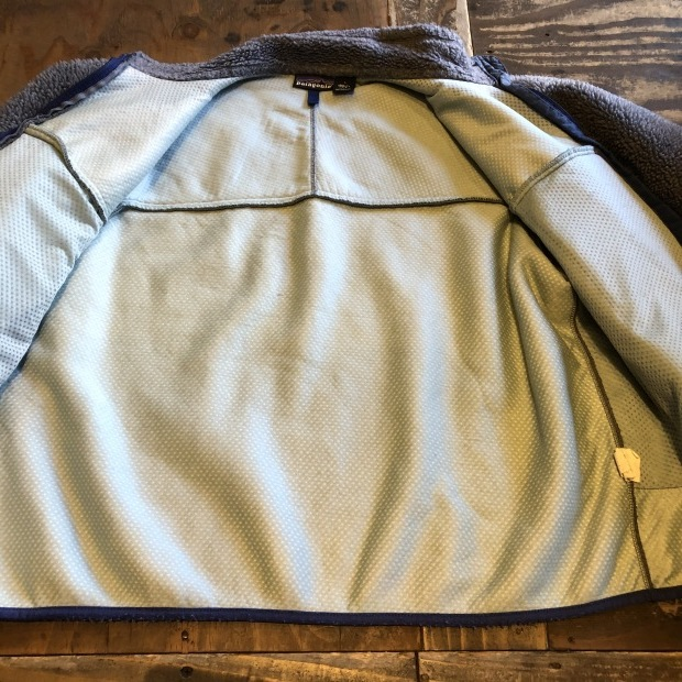 99年製 Patagonia レトロX ジャケット made in USA_c0355834_19064324.jpg