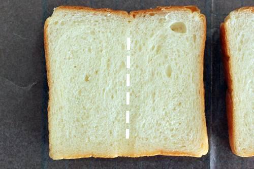 パン教室で「生クリーム食パン」食パンの型詰めについて_a0165538_09301715.jpg