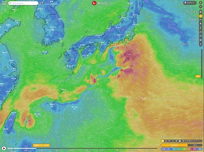 台風27号発生_f0009039_09211718.jpg